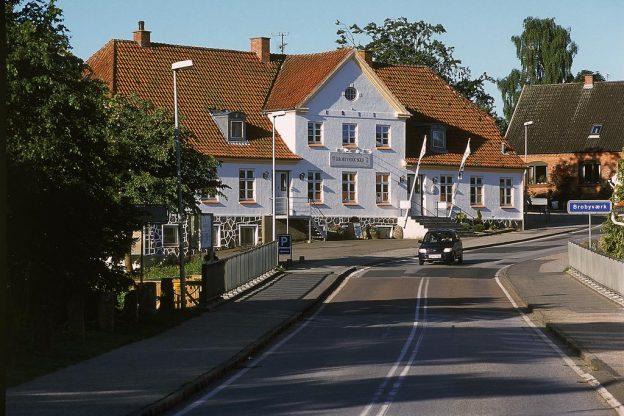 Brobyværk Kro, Odense, Fyn, kroophold