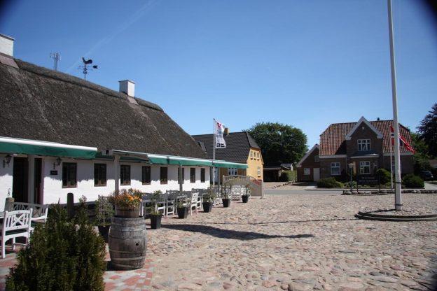 Hovborg Kro, Jylland, kroophold