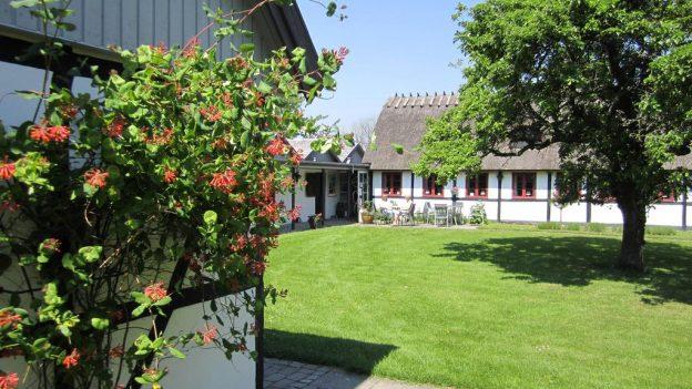 Kirsebær Kroen, Præstø, sydsjælland, kroophold