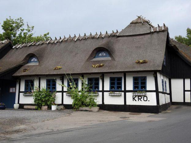 Reersø Kro Sjælland